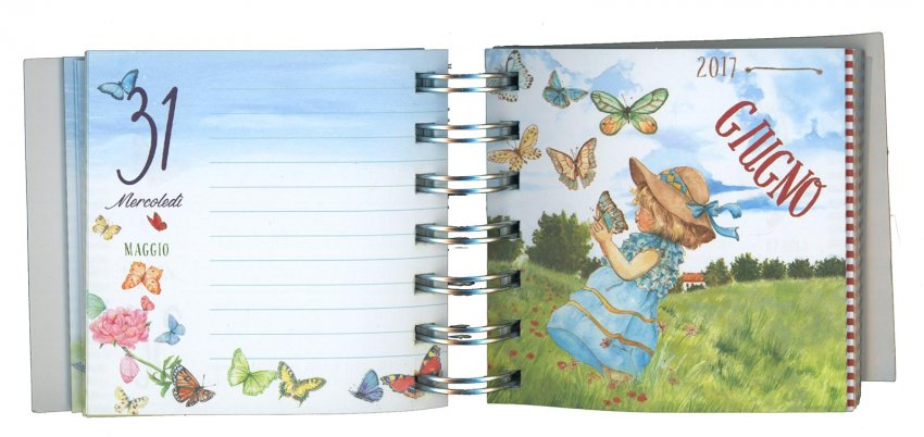 Pensieri Colorati Leggeri come Farfalle