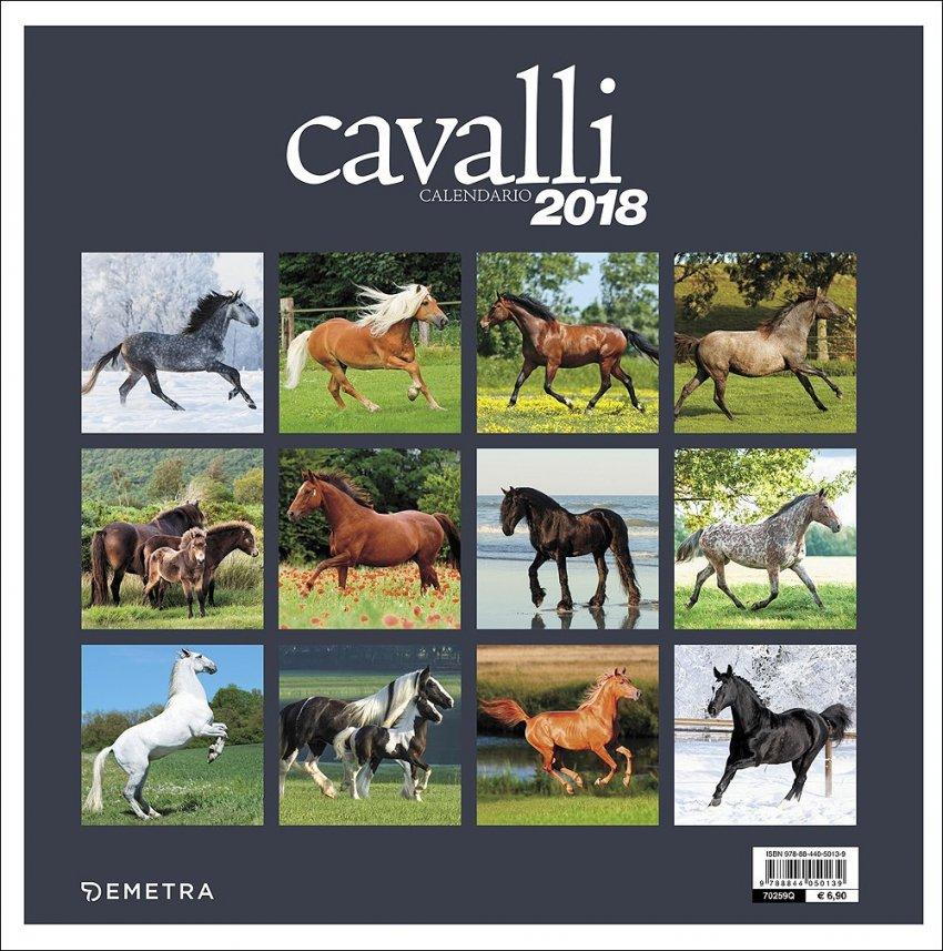 Cavalli - Calendario 2017