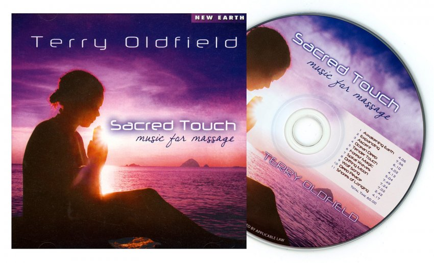 Sacred Touch - Music for Massage