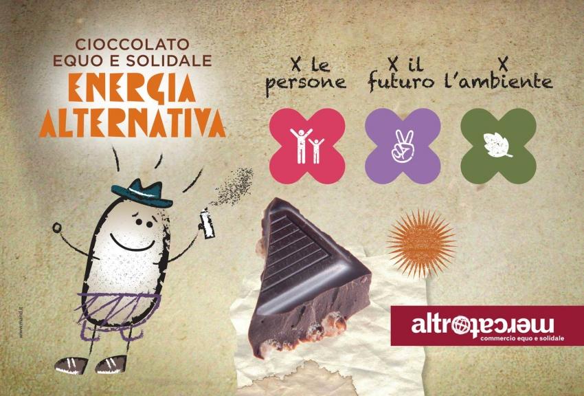 Cioccolato equosolidale