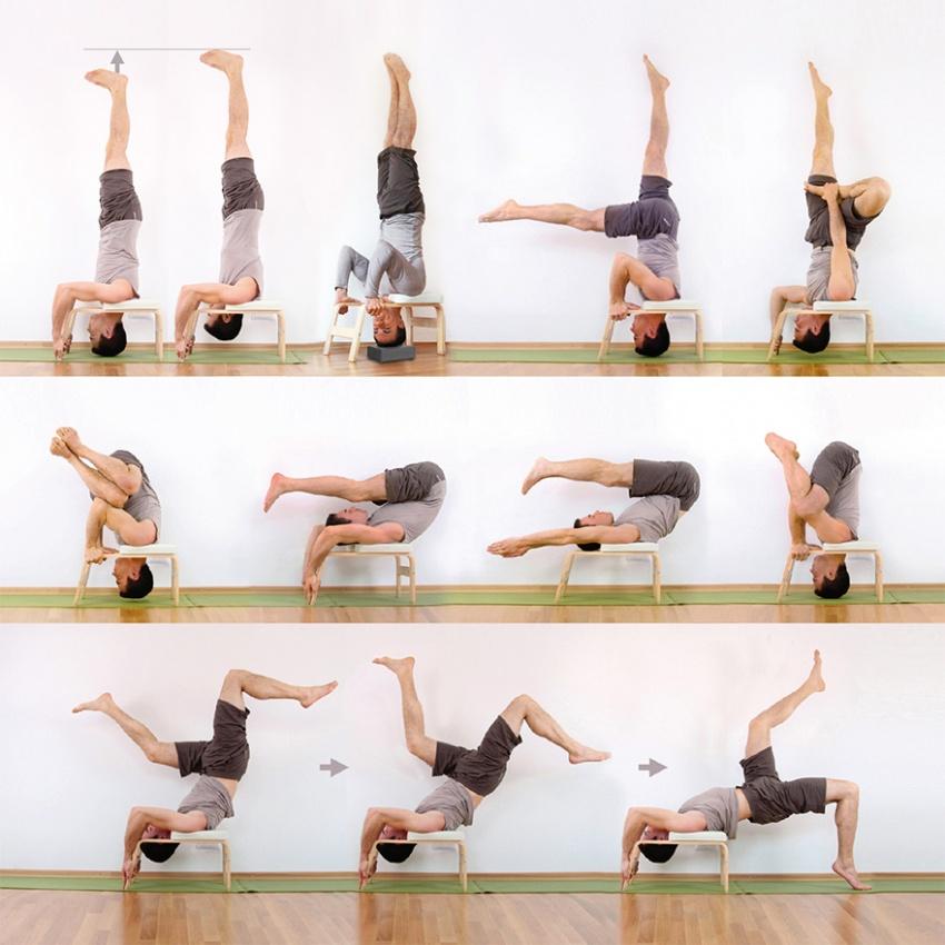 Feetup Sedia Yoga