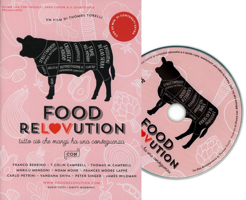 Food Relovution - DVD - Cofanetto