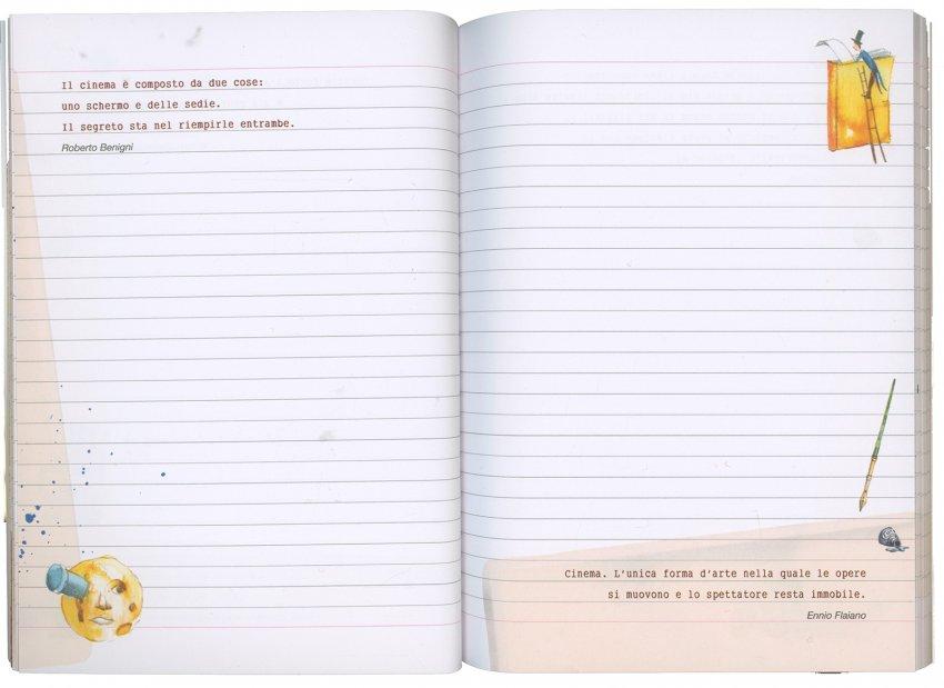 Quaderno - Le Frasi da Non Perdere