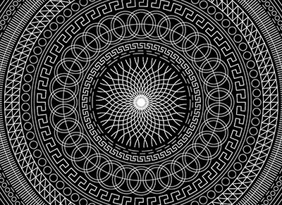 Risultati immagini per geometria sacra immagini