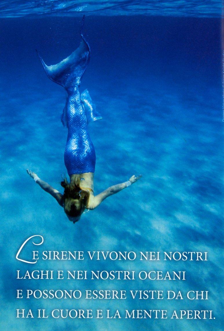 Abc delle sirene libro di doreen virtue - Immagini della vera sirena ...