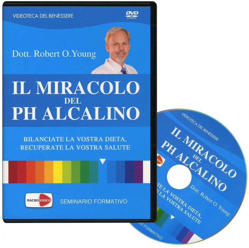 Il Miracolo del pH Alcalino - Seminario in DVD