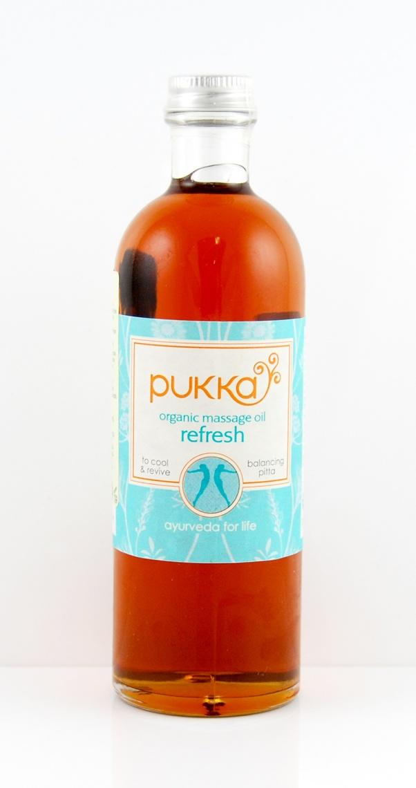 Olio da Massaggio Refresh Pukka