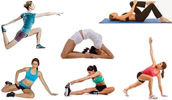 stretching sottocategoria