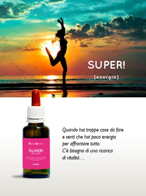 Floreal Mix Super! - Energia