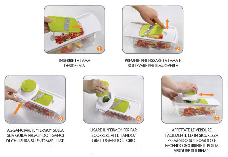Ghidini Italy - Prodotti della linea EASY