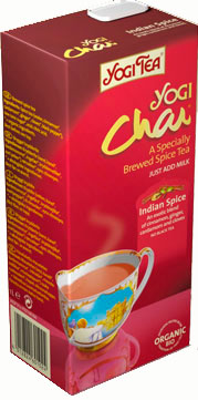 Yogi Tea Chai 1 litro