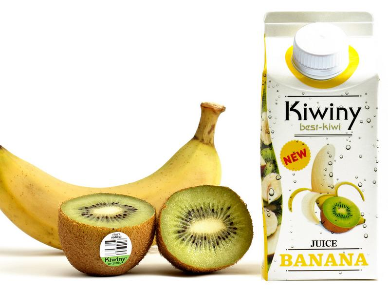 Succo Juice Banana Kiwi