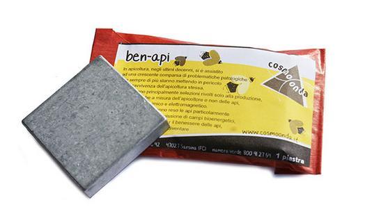 Ben Api - Blocchetto di Alluminio con Vibrazioni Bioenergetiche