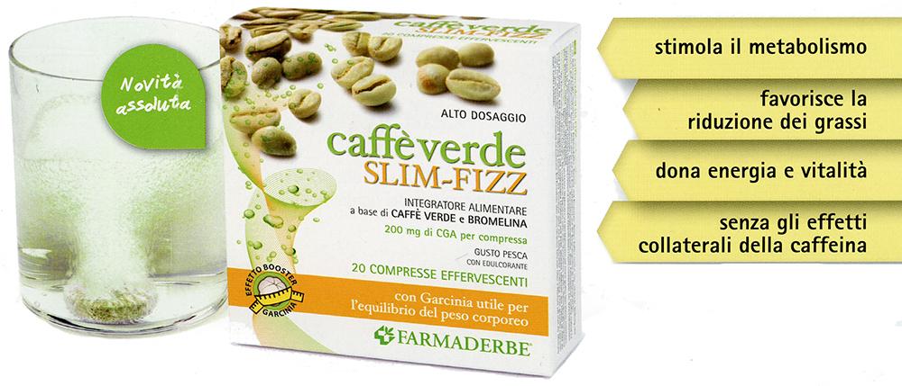 Caffè Verde - Slim Fizz Effervescenti