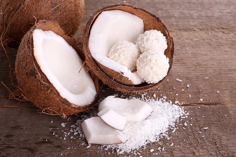 Virgin Coconut oil - Olio di Cocco Vergine delle Filippine