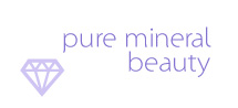logo pure mineral beauty