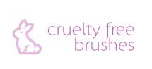logo cruelty-free brushes