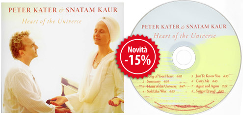 Heart of the Universe - Kaur Kater