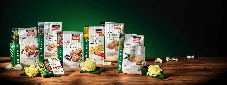 Biscotti Vegan - Tè Verde
