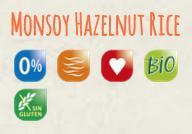 Monsoy - Bevanda di Riso e Nocciola Bio