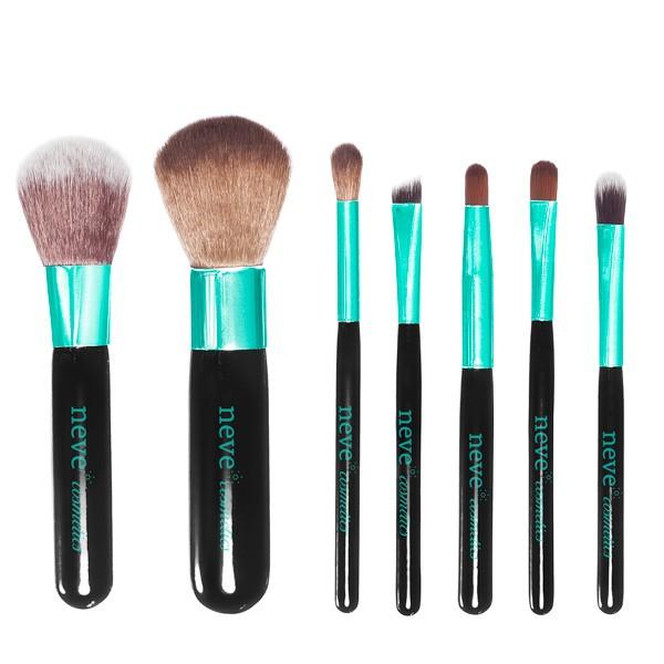 Set pennelli Acqua - Neve Cosmetics