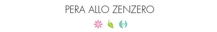 Pera allo Zenzero