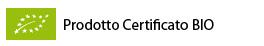 Prodotto Certificato Bio