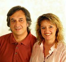 Samantha Fumagalli e Flavio Gandini