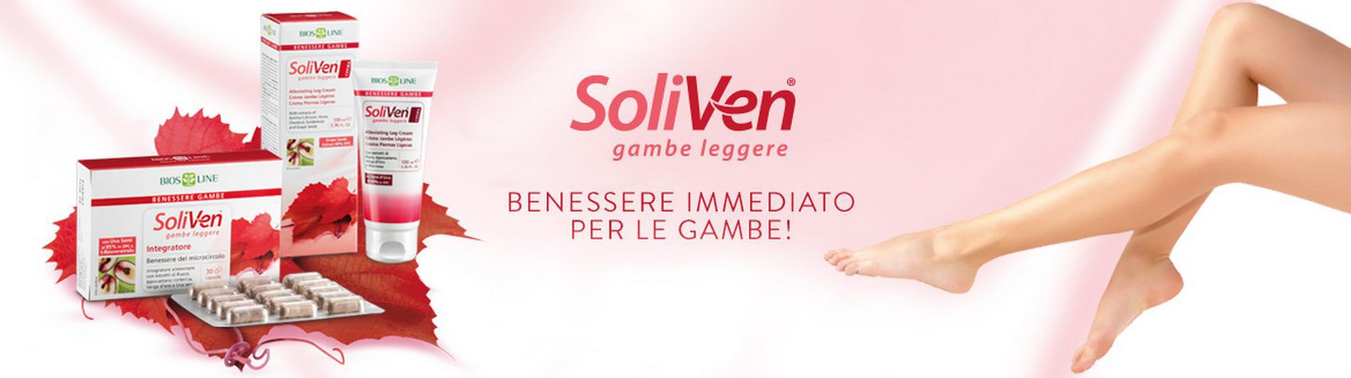 SoliVen - Gambe Leggere