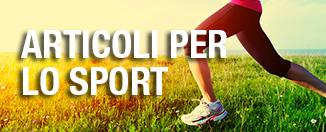 Articoli per lo sport