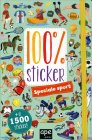100% Sticker - Speciale Sport