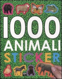 Mille Animali Stickers