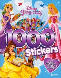 Disney Princess - 1000 Stickers