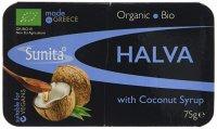 Snack Dolce con Sciroppo di Cocco Bio - Sunita Halva