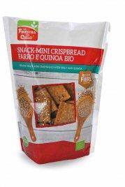 Snack Mini Crispbread Farro e Quinoa