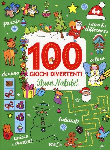 100 Giochi Divertenti - Buon Natale!