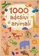1000 Adesivi di Animali