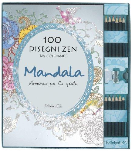 100 Disegni Zen da Colorare