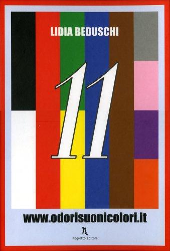 11 Odorisuonicolori - Kit per Non Vedenti