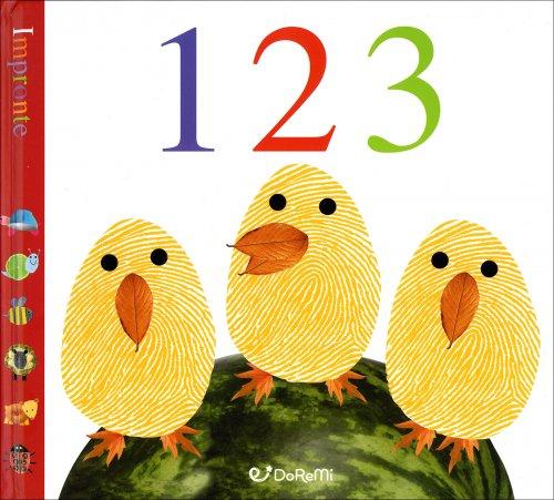 1 2 3 - Impronte