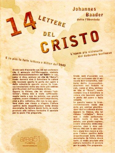 14 Lettere del Cristo (eBook)