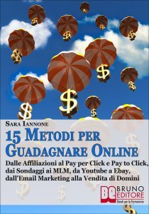 15 Metodi per Guadagnare Online (eBook)