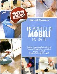 18 Modelli di Mobili fai da te