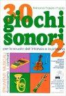 30 Giochi Sonori 2 - Strumenti Musicali