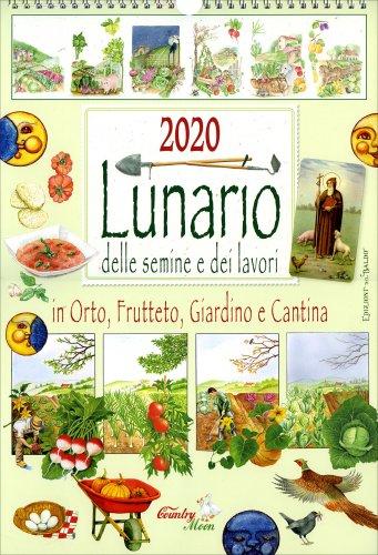Lunario delle Semine e dei Lavori - 2020