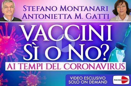 Vaccini sì o no ai tempi del Coronavirus (Video Corso)