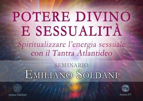 Potere Divino e Sessualità (Video-Seminario)