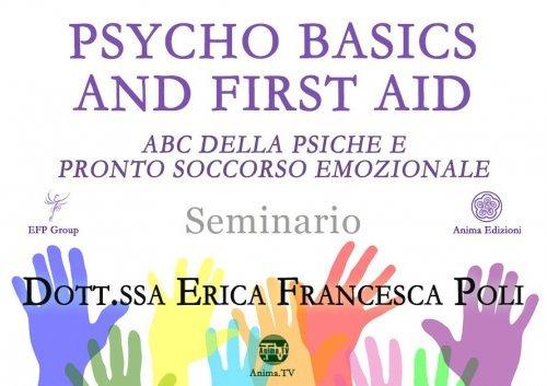 Psycho Basics & First Aid (Video Seminario)