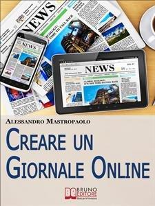 Creare un Giornale Online (eBook)