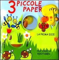 3 Piccole Papere - I Galleggialibri